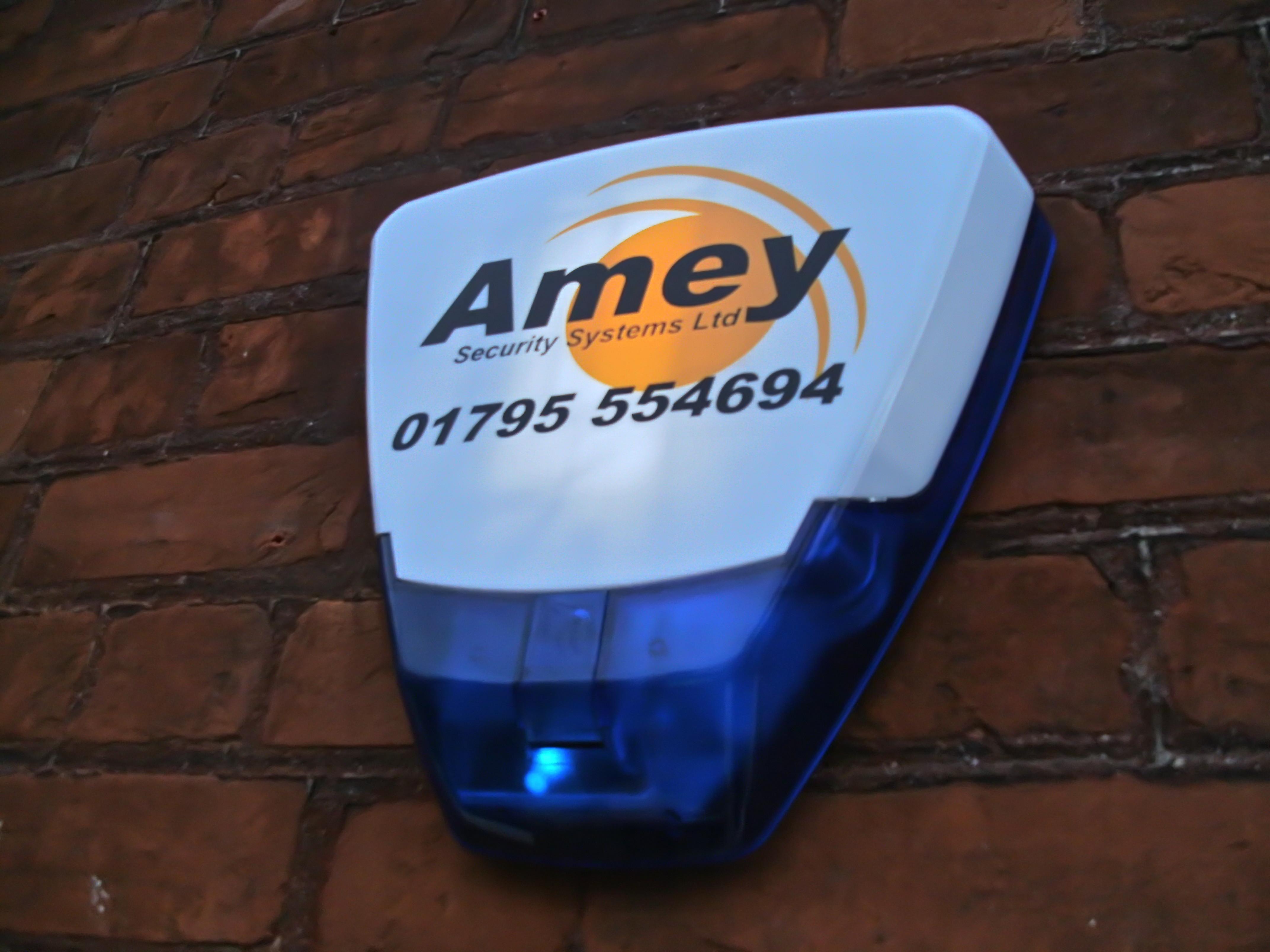 Burglar alarm system Kent
